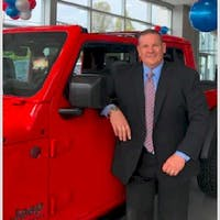 Nick  Surdis at Colonial South Chrysler Jeep Dodge RAM