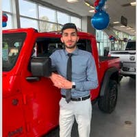 Noor  Ramhamy  at Colonial South Chrysler Jeep Dodge