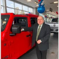 Ben Fasano Sr.  at Colonial South Chrysler Jeep Dodge RAM