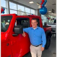Dave  Beard  at Colonial South Chrysler Jeep Dodge