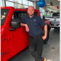 David Bernier at Colonial South Chrysler Jeep Dodge