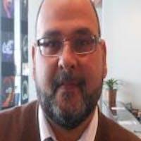 Hatim Yousef at A-1 Toyota