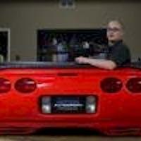 Tim Gasch at Motion Autosport