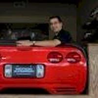 Tom Murry at Motion Autosport