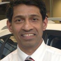 Peter Vethanayagam at Murray Hyundai White Rock