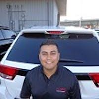 Jonathan Alcala at Covert Chrysler Dodge Jeep Ram