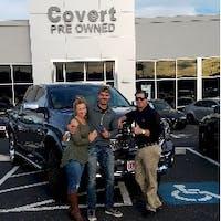 Buck Ashcraft at Covert Chrysler Dodge Jeep Ram