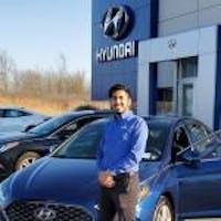 Taki Chowdhury at Fuccillo Hyundai of Grand Island