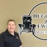 Jon Lewis at Huggard & Ewing