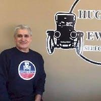 Manny Aguiar at Huggard & Ewing