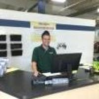 Kurtis Harrington at Deur-Speet Motors