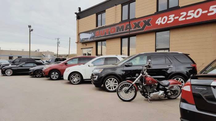 Automaxx Automotive of Calgary, Calgary, AB, T2K 4W5