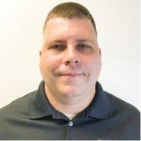 Mike  Stachowicz  at Don Mealey Sport Mitsubishi