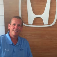 Rob Nylund at Honda of Hackettstown
