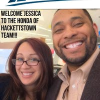 Jessica Marzorati at Honda of Hackettstown