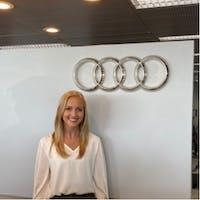 Bailey Czuchaj at Audi of Farmington Hills