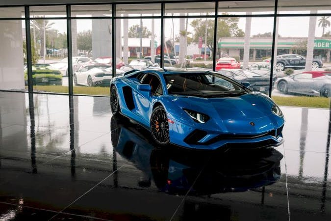 Lamborghini Palm Beach, West Palm Beach, FL, 33409