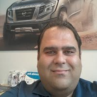 Adam Hussein at Fred Anderson Nissan of Raleigh