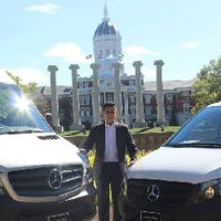 David Facio at Mercedes-Benz of Columbia