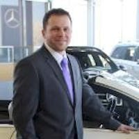 Zac Nichols at Mercedes-Benz of Columbia