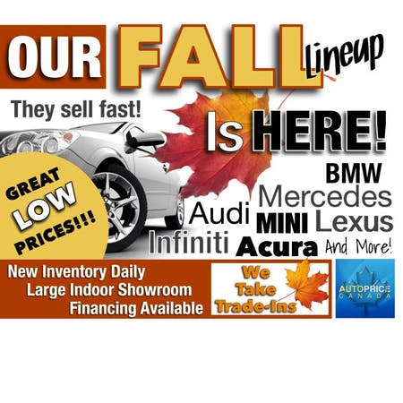 AutoPrice Canada Mississauga, Mississauga, ON, L4W 1Y4