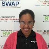 Estela Warmuth at Aventura Chrysler Jeep Dodge Ram