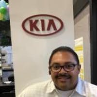 Jorge (Lucky) Luciano at Southside Kia