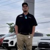 Mike Sims at Southside Kia