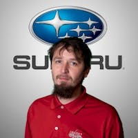 Jeff Frazier at Lou Fusz Subaru St. Peters