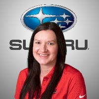 Jessica Molloy at Lou Fusz Subaru St. Peters