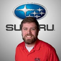 Eric Gustafson at Lou Fusz Subaru St. Peters