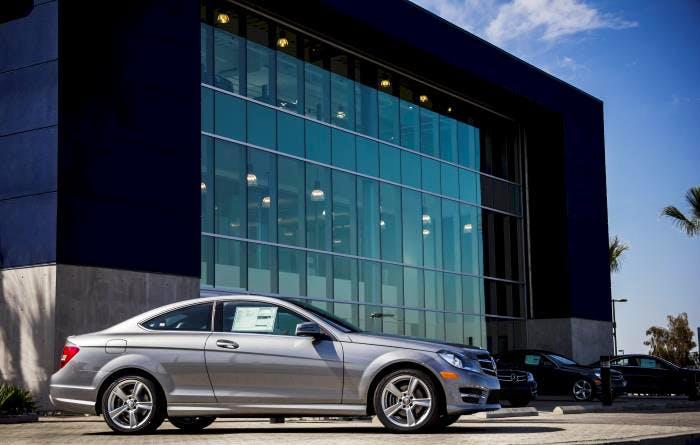Mercedes-Benz of Ontario, Ontario, CA, 91761