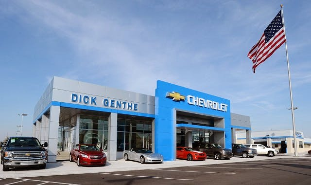 Dick Genthe Chevrolet Chevrolet Service Center