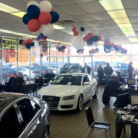North Coast Auto Mall - Akron, Akron, OH, 44310