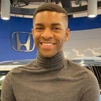 TJ Graham at Ide Honda