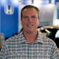 Steve Durgo at Ide Honda