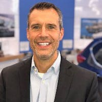 Mark Frey at Ide Honda