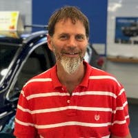 Jim Milella at Ide Honda - Service Center