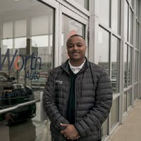 Najee Whitson at TruWorth Auto - Carmel, IN