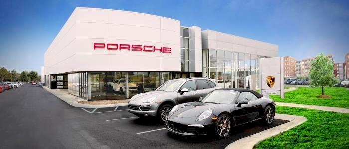Germain Porsche of Ann Arbor, Ann Arbor, MI, 48104