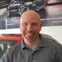 Chris Brekke at Germain Audi of Ann Arbor