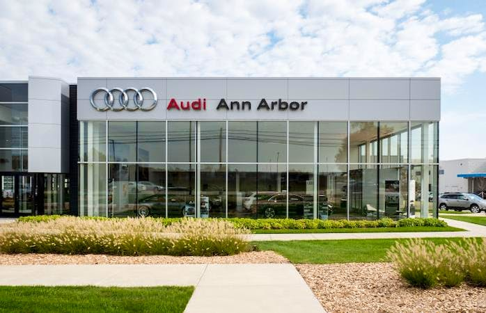 Germain Audi of Ann Arbor, Ann Arbor, MI, 48104
