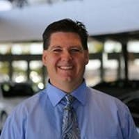 Sean Cawthon at Porsche Fresno