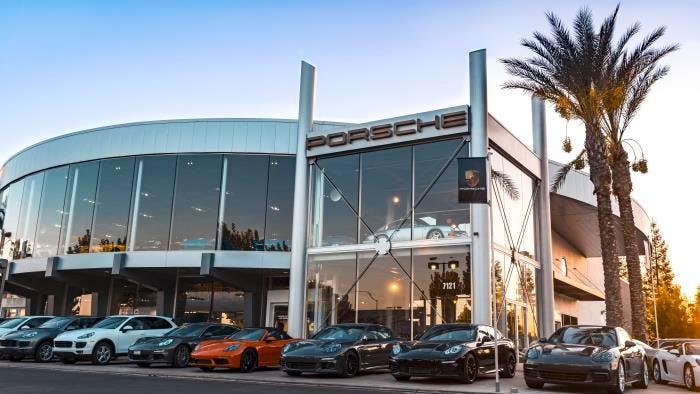 Porsche Fresno, Fresno, CA, 93650