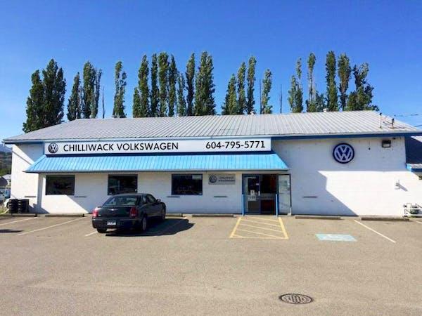 Chilliwack Volkswagen, Chilliwack, BC, V2R 4H2