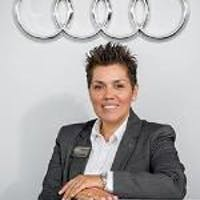 Gracie Cornejo at Audi San Juan