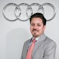 "Juan ""JC"" Moreno at Audi San Juan"