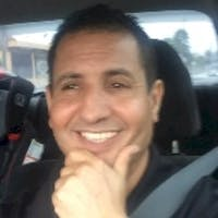 Karim Lymouri at Florida Fine Cars Miami