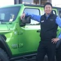 Shaun Yan at Hendrick Chrysler Dodge Jeep RAM Hoover