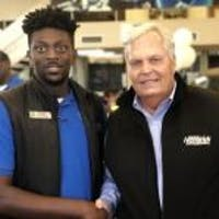 Dakembi Baker at Hendrick Chrysler Dodge Jeep RAM Hoover